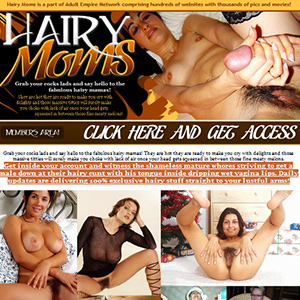 Hairy Moms